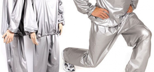 Sauna suits for weight loss