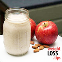 weight loss apple smoothie