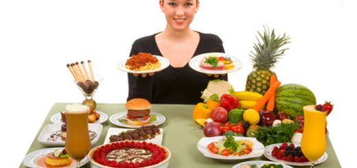 Weight loss by eating everything