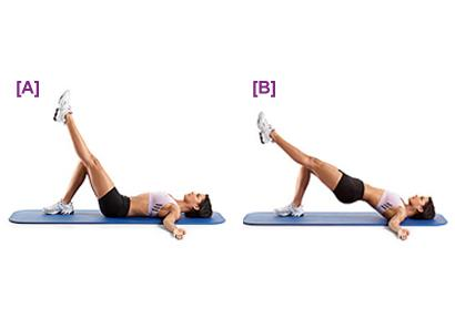 Abs weight loss exercise
