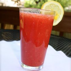 Watermelon weight loss juice