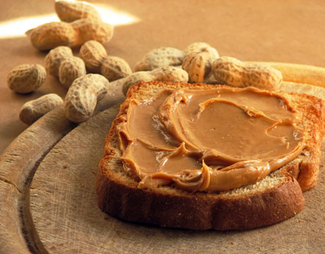 Weight loss peanut butter