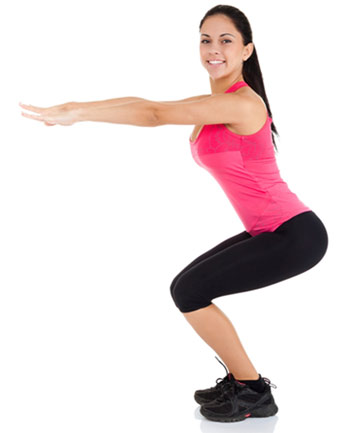 Ways to lose weight off your bum and thighs